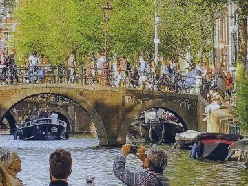 Bridges in The Amsterdam