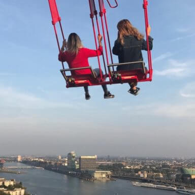 Amsterdam Swing in Europe