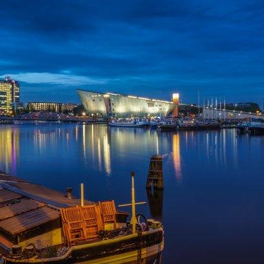 Amsterdam Harbour Cruise