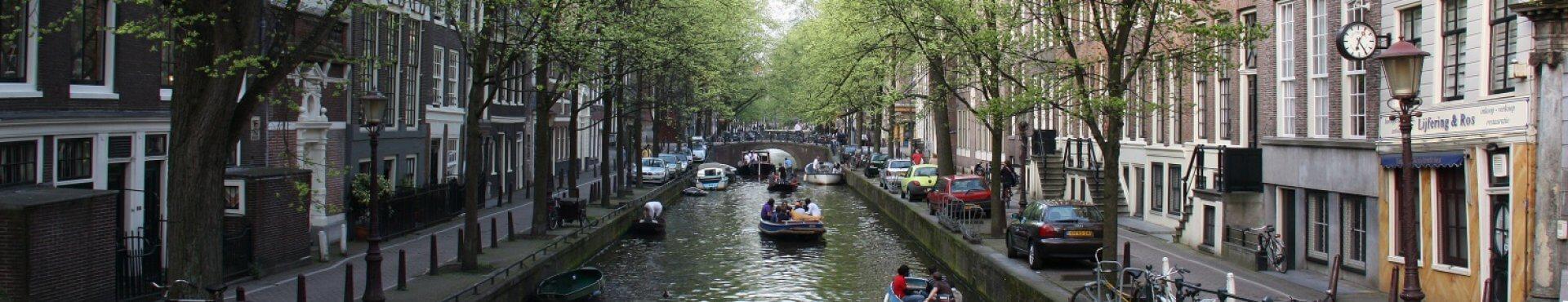 Weekendje weg Amsterdam
