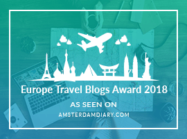 Europe Travel Blogs Award 2018