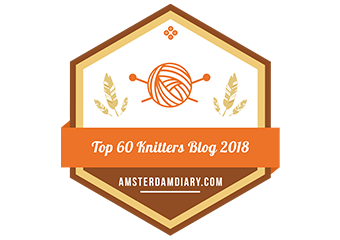 Top 60 Knitters Blog 2018