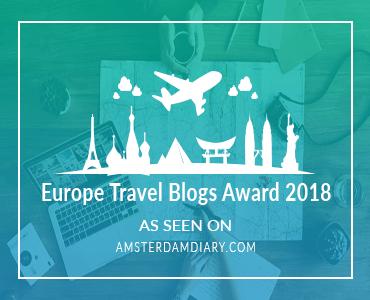Europe Travel Blogs Award 2018