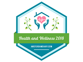 Banners for Health and Wellness Blogs Award