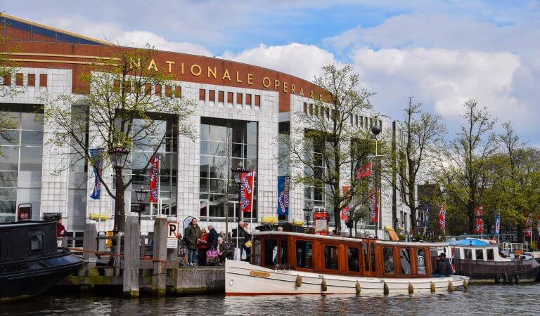 National Opera and Ballet in Amsterdam