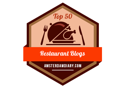 Banners for Top 50 Restaurant Blogs