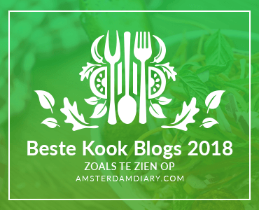 Beste Kook Blogs 2018