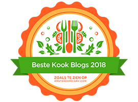 Banners for Beste Kook Blogs 2018