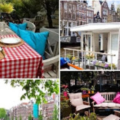 Amsterdam House Boat Hotel