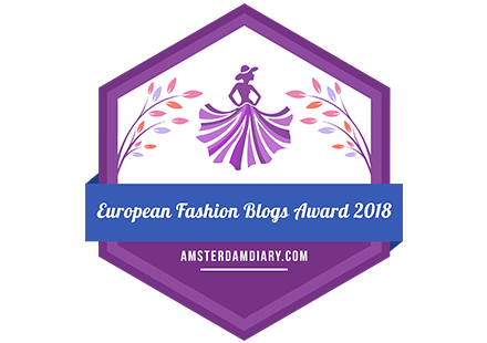 Banners for European Fashion Blogs Award