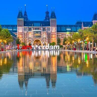 Amsterdam is verkozen tot één van de 25 veiligste steden ter wereld