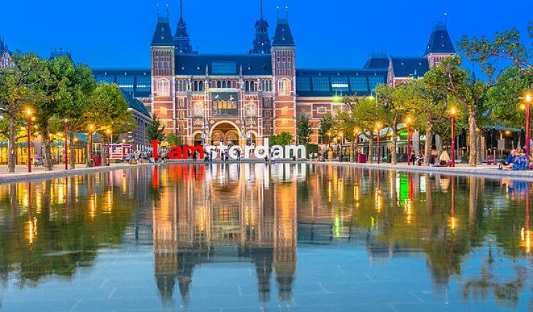 Amsterdam was named one of the Top 25 Safest cities in the world.