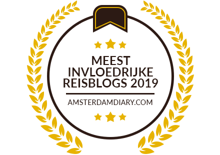 Banners voor Meest invloedrijke reisblogs 2019