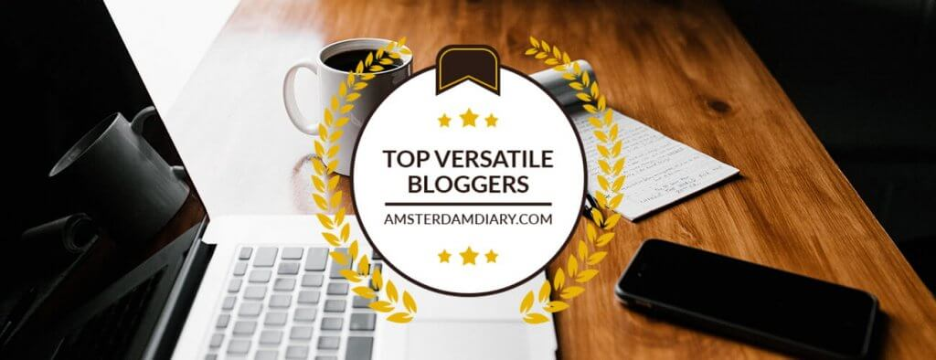 Top Versatile Bloggers | Header